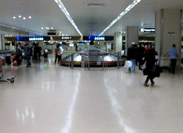 マニラターミナル1 Baggage-Claim