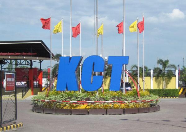フィリピン留学カート体験KCTカートシティターラック