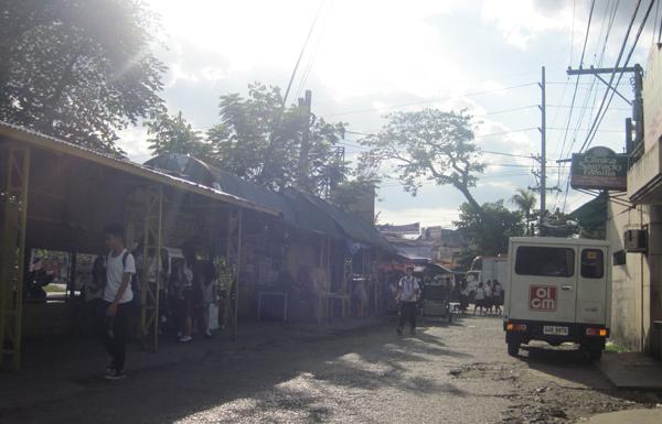 フィリピンの学生