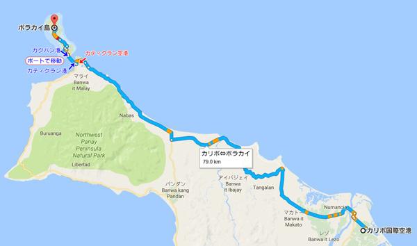 kalibo-boracay-map