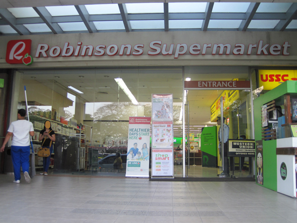 robinsons supermaket