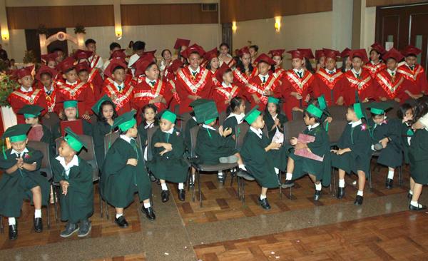 卒業式&表彰式