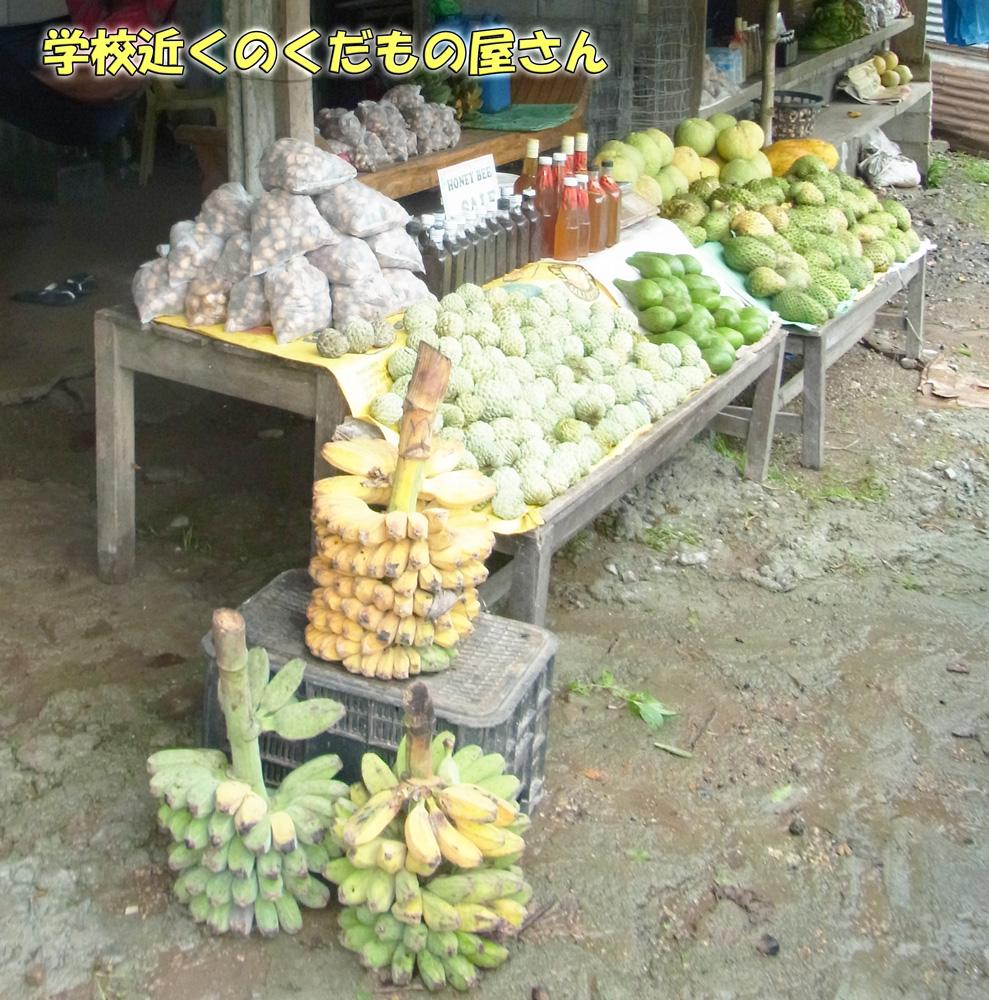 フィリピン留学・日本にはない野菜