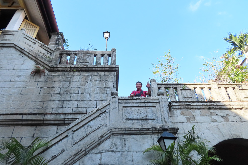 カーサマニラ博物館-フィリピン留学APSE-マニラ観光