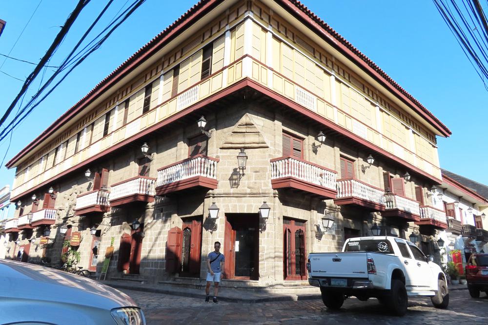 フィリピン留学・観光・カーサマニラミュージアムCASA-MANILA-MUSEUM概観