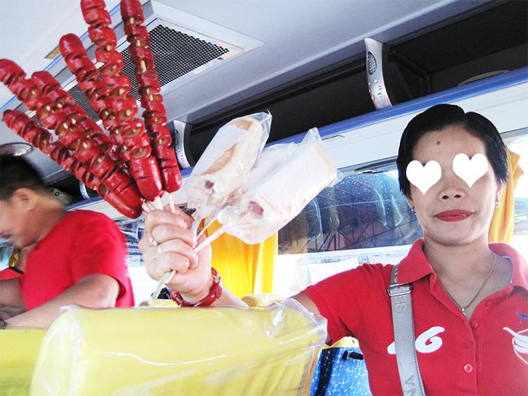 フィリピン留学で空港ピックアップ・送迎を利用しない方法・パーキングエリア・ストリートフード